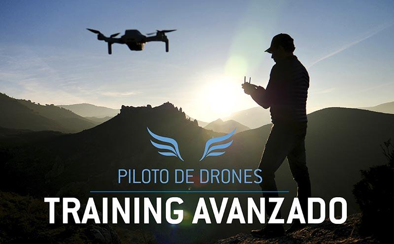 Curso Online avanzado sobre pilotaje de drones