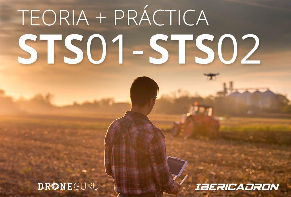 Curso de formación STS01 y STS02 oficial AESA