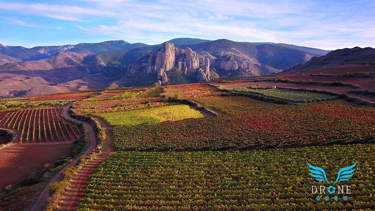 Fotografía Aérea en La Rioja