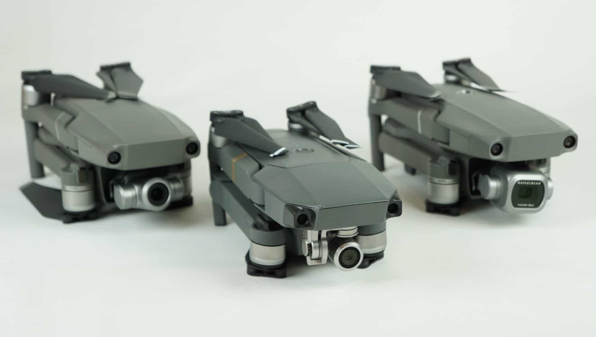 Drones de la serie Mavic