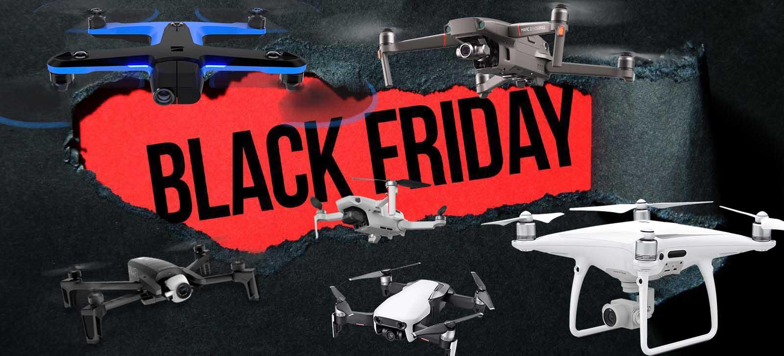 Drones en oferta