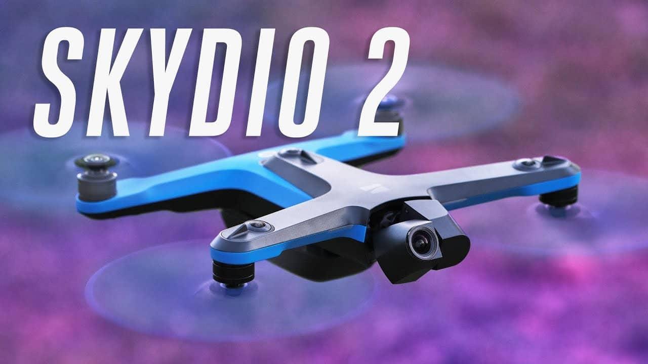 Dron Skydio
