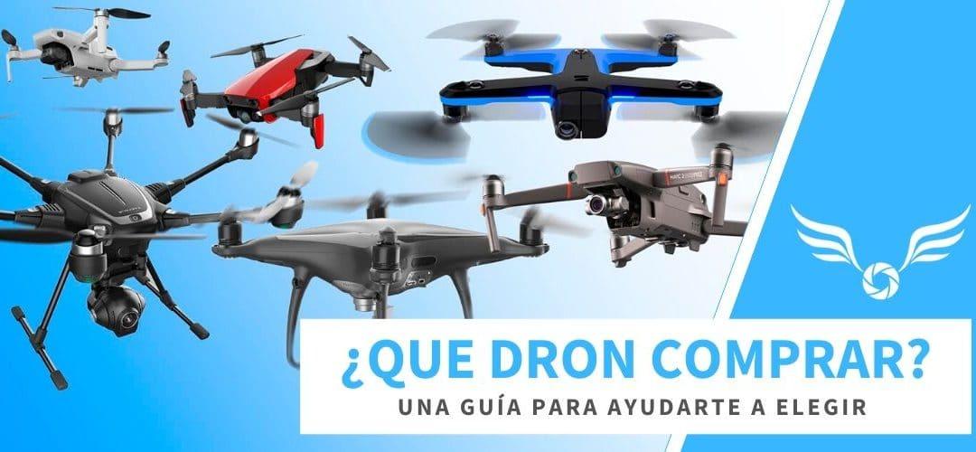 los mejores Drones con camara. Que drone comprar