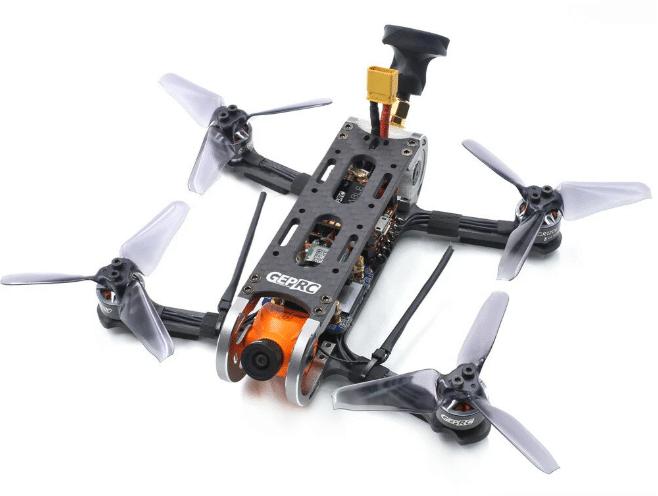 Drone FPV fabricacion Privada