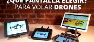 Dispositivos-de-monitorizacion-cristal-sky-smart-controller-para-drones