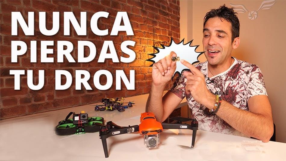 Beepers, la mejor forma de encontrar tu dron