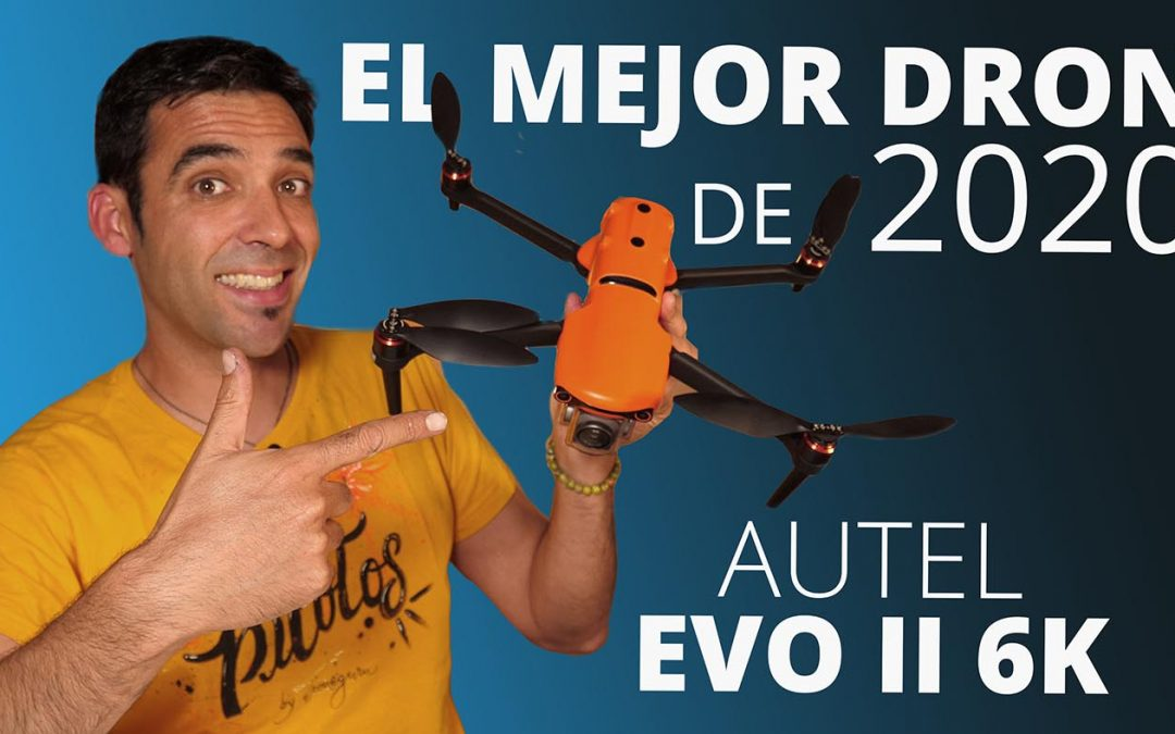 unboxing y analaisis-Autel-evo-2-pro-6k-en-español_