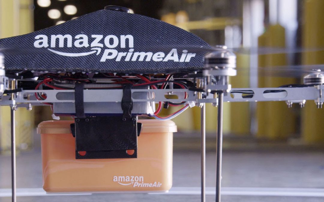 Drone Amazon Prime