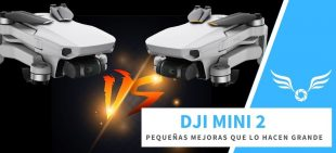 Comparativa Mavic Mini vs Mini 2