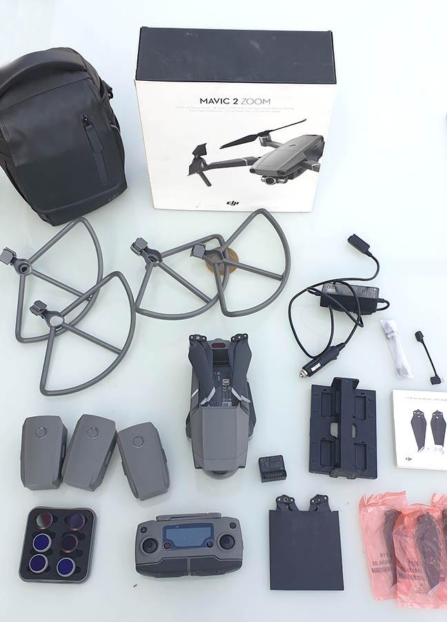 Dron en venta de segunda mano