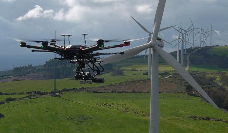 inspecciones-de-aerogeneradores_Con-Drones