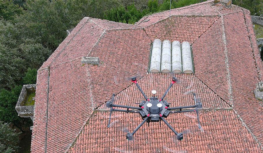 inspecciones-de-edificios-publicos-Con-Dron
