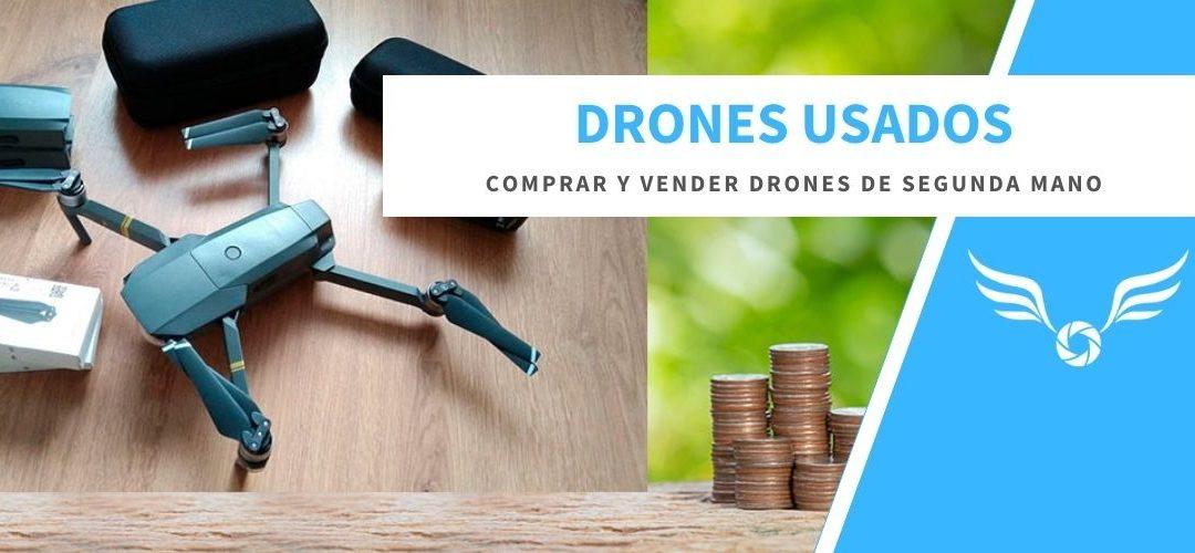 Comprar y Vender drones de segunda mano