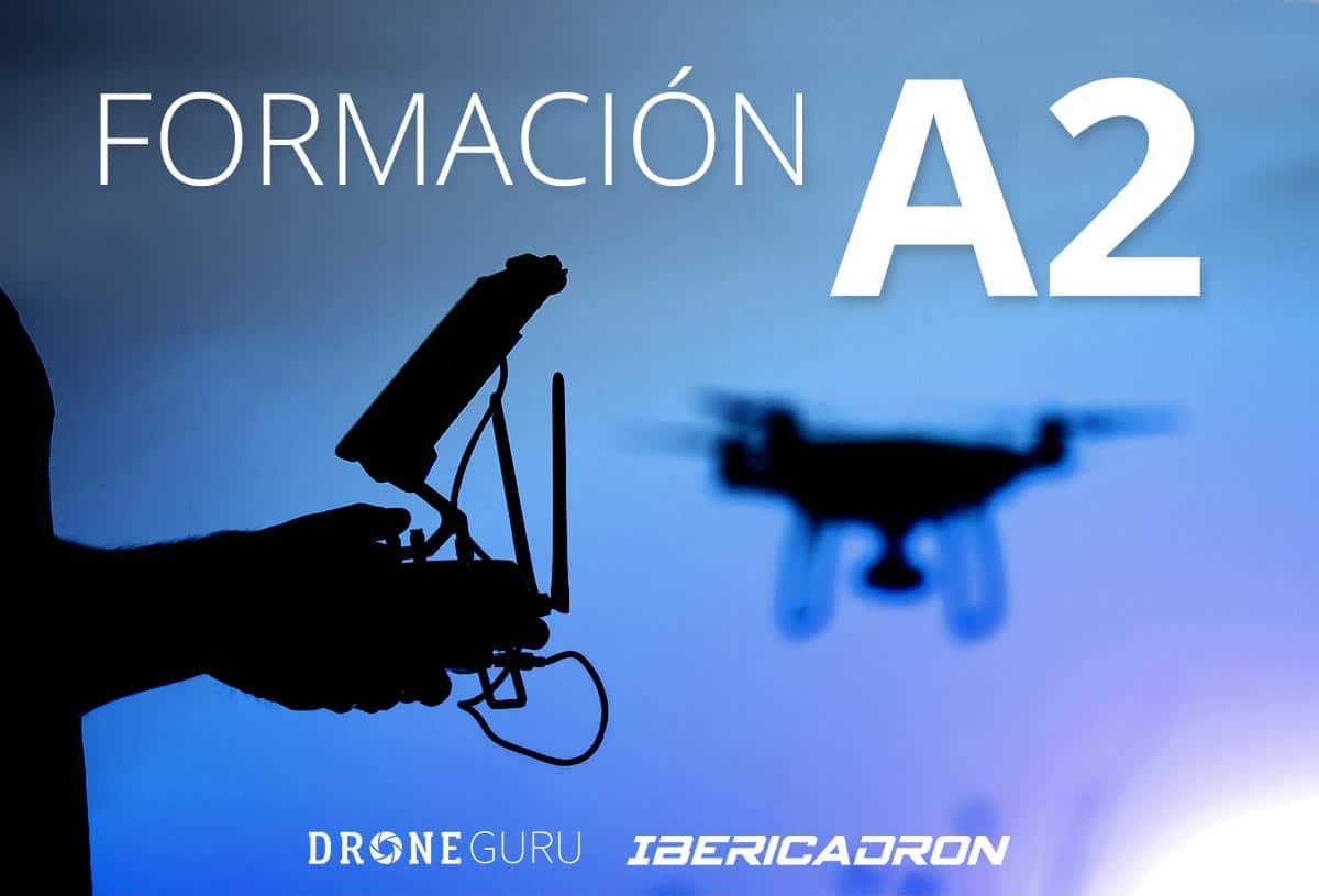 Formación Piloto de Drones A2