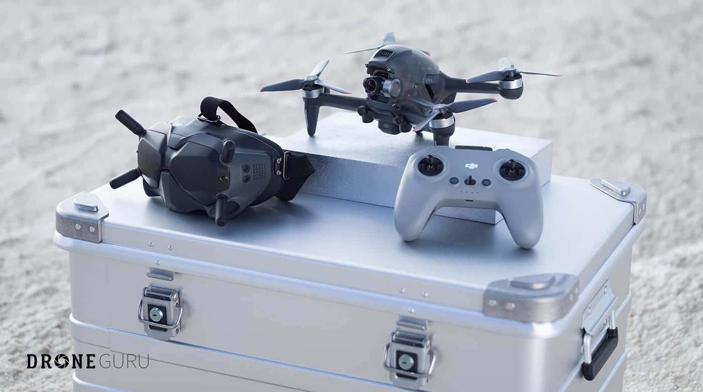 Combo DJI FPV Dron