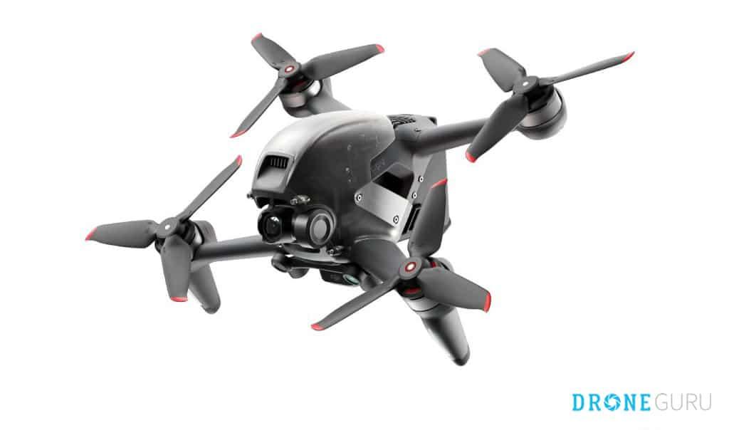 FPV Dron de DJI