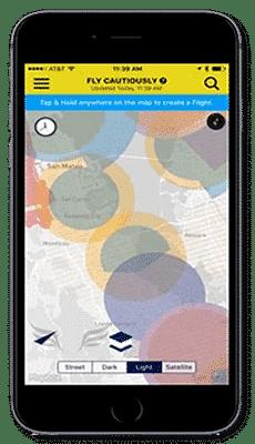 App AirMap / Android - iOS