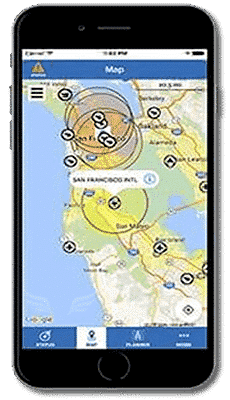 App B4UFLY / Android - iOS