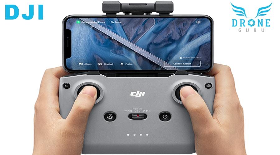 Control DJI Mini 2